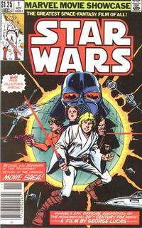 Cover for Marvel Movie Showcase (Marvel, 1982 series) #1