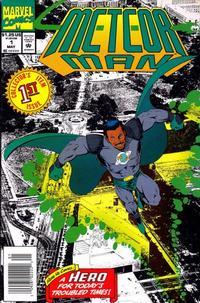 Cover Thumbnail for Meteor Man (Marvel, 1993 series) #1