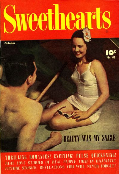Cover for Sweethearts (Fawcett, 1948 series) #68