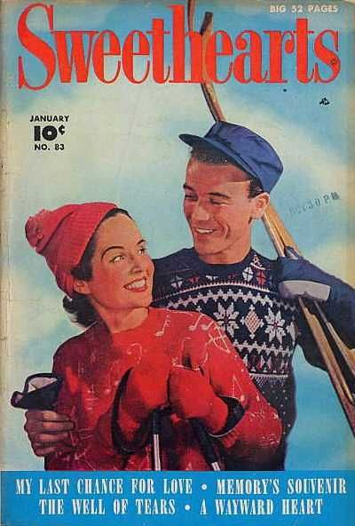 Cover for Sweethearts (Fawcett, 1948 series) #83