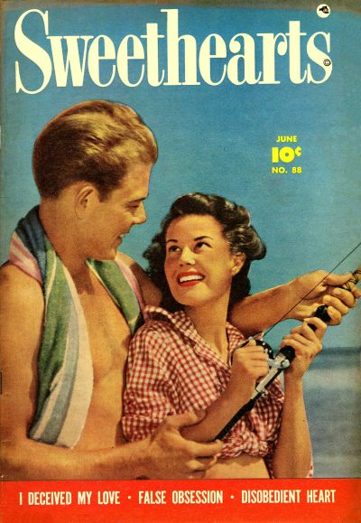 Cover for Sweethearts (Fawcett, 1948 series) #88