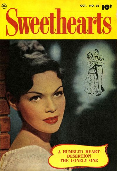 Cover for Sweethearts (Fawcett, 1948 series) #92