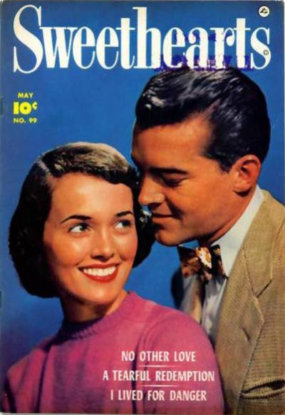 Cover for Sweethearts (Fawcett, 1948 series) #99