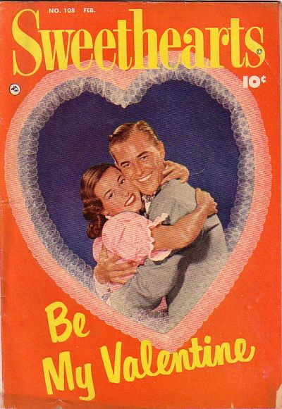 Cover for Sweethearts (Fawcett, 1948 series) #108