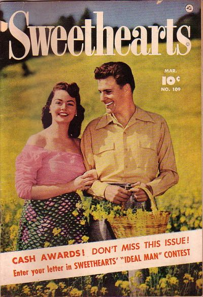 Cover for Sweethearts (Fawcett, 1948 series) #109