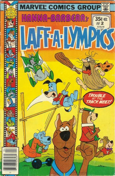 Cover for Laff-A-Lympics (Marvel, 1978 series) #2
