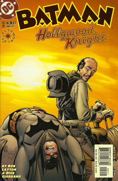 Cover for Batman: Hollywood Knight (DC, 2001 series) #2