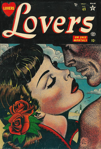 Cover for Lovers (Marvel, 1949 series) #49