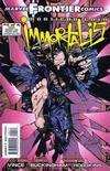 Cover for Mortigan Goth: Immortalis (Marvel, 1993 series) #4