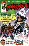 Cover for Motormouth (Marvel, 1992 series) #1