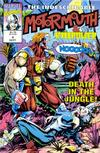 Cover for Motormouth (Marvel, 1992 series) #4