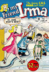 Cover for My Friend Irma (Marvel, 1950 series) #4