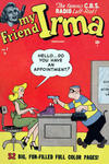 Cover for My Friend Irma (Marvel, 1950 series) #7