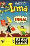 Cover for My Friend Irma (Marvel, 1950 series) #8