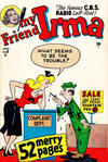 Cover for My Friend Irma (Marvel, 1950 series) #9