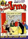 Cover for My Friend Irma (Marvel, 1950 series) #12