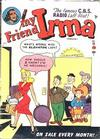 Cover for My Friend Irma (Marvel, 1950 series) #15