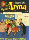 Cover for My Friend Irma (Marvel, 1950 series) #18
