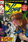 Cover for My Love (Marvel, 1969 series) #4