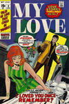 Cover for My Love (Marvel, 1969 series) #9