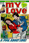 Cover for My Love (Marvel, 1969 series) #15