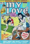 Cover for My Love (Marvel, 1969 series) #16