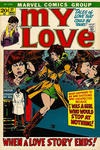 Cover for My Love (Marvel, 1969 series) #17