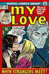 Cover for My Love (Marvel, 1969 series) #20