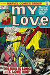 Cover for My Love (Marvel, 1969 series) #21