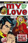Cover for My Love (Marvel, 1969 series) #23