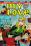 Cover for My Love (Marvel, 1969 series) #27