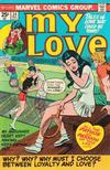 Cover for My Love (Marvel, 1969 series) #34