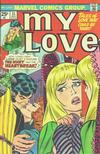 Cover for My Love (Marvel, 1969 series) #35