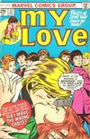 Cover for My Love (Marvel, 1969 series) #37