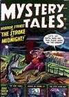 Cover for Mystery Tales (Marvel, 1952 series) #1