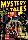 Cover for Mystery Tales (Marvel, 1952 series) #8