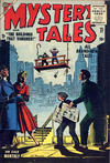 Cover for Mystery Tales (Marvel, 1952 series) #27