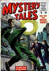 Cover for Mystery Tales (Marvel, 1952 series) #36