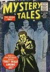 Cover for Mystery Tales (Marvel, 1952 series) #39