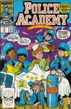 Cover for Police Academy (Marvel, 1989 series) #3