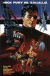 Cover for Nick Fury vs. S.H.I.E.L.D. (Marvel, 1988 series) #1