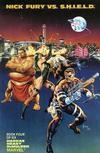 Cover for Nick Fury vs. S.H.I.E.L.D. (Marvel, 1988 series) #4