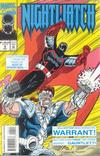 Cover for Nightwatch (Marvel, 1994 series) #4