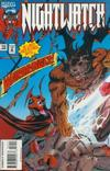 Cover for Nightwatch (Marvel, 1994 series) #10