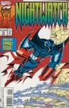 Cover for Nightwatch (Marvel, 1994 series) #12