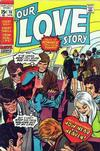 Cover for Our Love Story (Marvel, 1969 series) #10