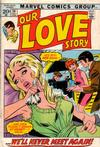 Cover for Our Love Story (Marvel, 1969 series) #14