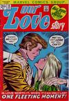 Cover for Our Love Story (Marvel, 1969 series) #15