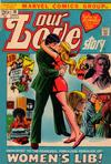 Cover for Our Love Story (Marvel, 1969 series) #18
