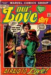 Cover for Our Love Story (Marvel, 1969 series) #19